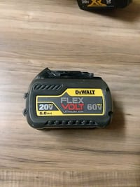 Dewalt battery brand new price is firm no low ballers you will be ign