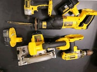 DeWalt 18v tool set - best offer London, N6H