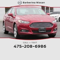 2015 Ford Fusion SE Wallingford, 06492