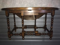 Solid wood dining table West Warwick, 02893