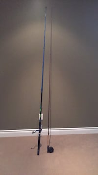 2 fishing rods 55$ each Oakville, L6H 7J7