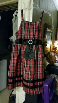 red and black plaid dress Decatur, 35601