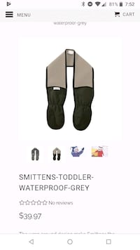 Smittens for todders Toronto, M1N 4C9