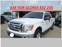 2012 FORD F 150 **EZ FINANCE **EZ APPROVED ** Houston