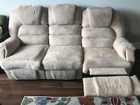 Recliner/Sofa/Couch