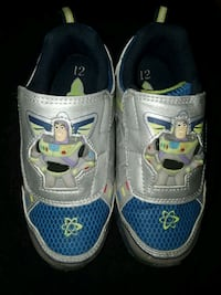 Light up Toy Story shoes as 12 Wichita