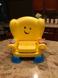 Fisher Price Laugh and Learn Snart Stage Chair Columbia, 21044