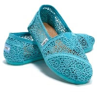 Women's Size 10 TOMS Shoes [Retail $49.95] Woodbridge, 22193