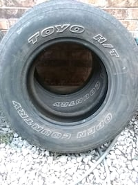 Tires Toyo H/t open country Bethany, 73008