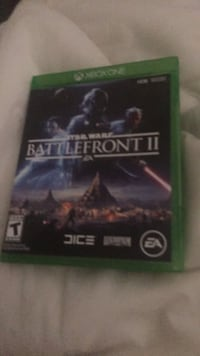Xbox One Star Wars Battlefront game case Albuquerque, 87123