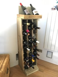 Wine rack (without wine)
