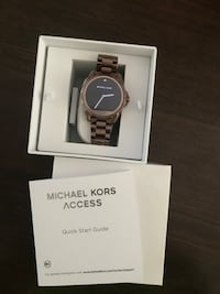 Michael Kors smart watch Flint, 75762