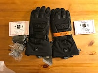 Outdoor Research Capstone Heated Gloves Size Small Washington