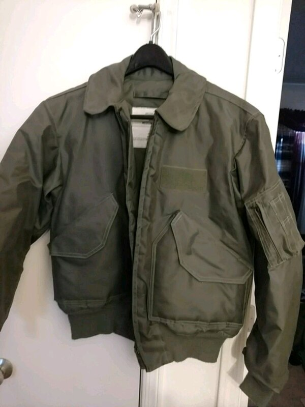 b7b0cbb92b64 Used Air Force jacket for sale in Yuma - letgo