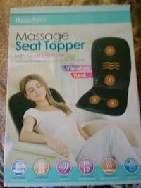 Massage seat topper  Spring Hill, 34609