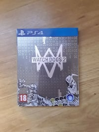 Watchdogs 2 Sony PS4 boks Fredrikstad, 1604