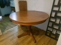 table with leaf. no chairs.  $75 obo South Bend, 46615