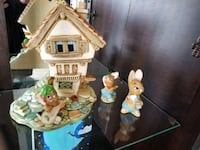 pendelfin collection bunny figures 20+ pottery Sherwood Park, T8C 1C5