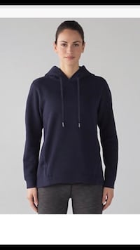 New ~ lululemon wind down hoodie ~ size 10 ~ retails $118 3719 km