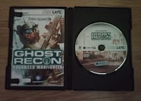 Tom Clancys Ghost Recon Advanced Warfighter. Para pc, Pinto