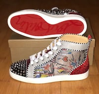 Christian louboutins (red bottoms) New York, 11236