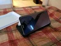 black Samsung Galaxy Tab with charger Vancouver, V6E 1K5