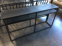 Metal console. Tv stand.  Desk Los Angeles, 90016