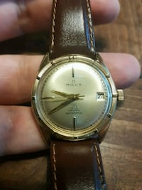 Milus vintage automatic gold watch Mississauga, L5B