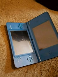 blue Nintendo DS with case Edmonton, T5G 1R1