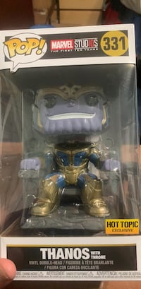 Thanos 331 funko pop 30 km