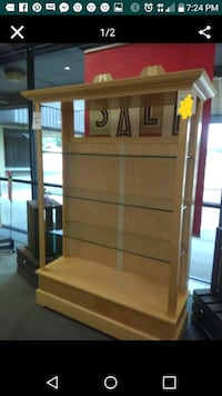 Store Shelving Display $100 obo Dearborn Heights