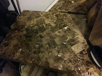 Coffee table marble Des Moines, 50317