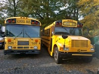 4 School buses for sale District Heights, 20747