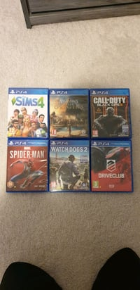 6 cd for ps4