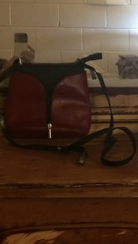 brown and black leather crossbody bag Portland, 97236