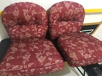 Pair of seat and back cushion  Richmond Hill, L4C 9J4
