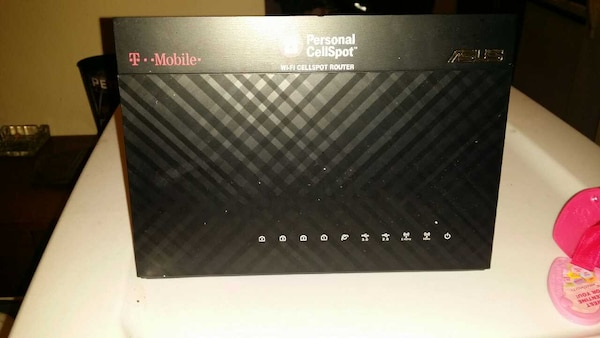 Tmobile personal cell spot router