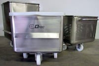 Stainless Steel tubs/buggies/trolleys Mississauga, L5T