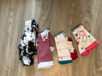 5 pairs compression socks size M Seattle, 98115