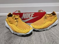 Size 9 & 8.5 Nike Air Footscape Woven NM Desert Ochre. Pickering