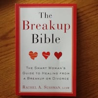 BRAND NEW - The Breakup Bible Calgary, T2Y 2Z8