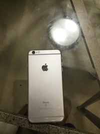 Barely used iphone 6s plus Silver Spring