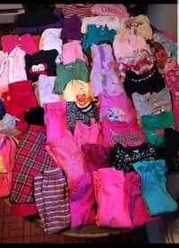 toddler's assorted-color clothes lot Asheville, 28803