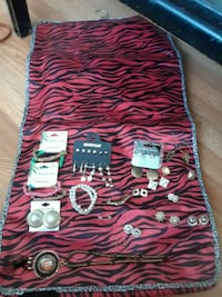 Earrings and accessories Lancaster, 93534