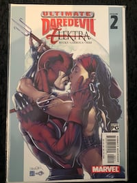 Ultimate Daredevil & Elektra #2 (2002)
