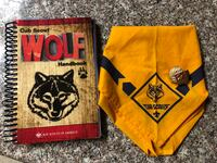 Boy Scout/Cub Scout Wolf Set New! North Highlands, 95660