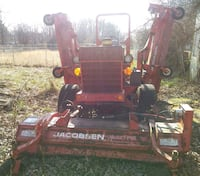 Jacobsen hr15 reel batwing diesel mower Baltimore, 21207