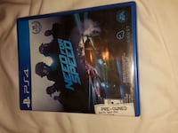 PS4 Need for Speed game case Thornton, 80229
