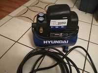 Compressor w bostitch nailer. Airdrie, T4B 1X7