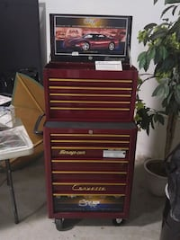 Snap-on 50th anv tool  box Marriottsville, 21104